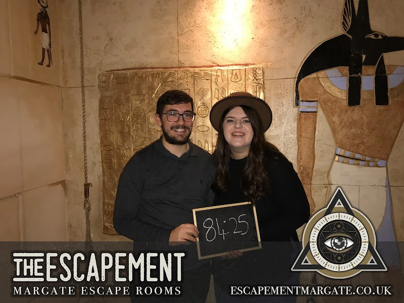 Foto van The Escapement - Best Escape Rooms Margate, Kent