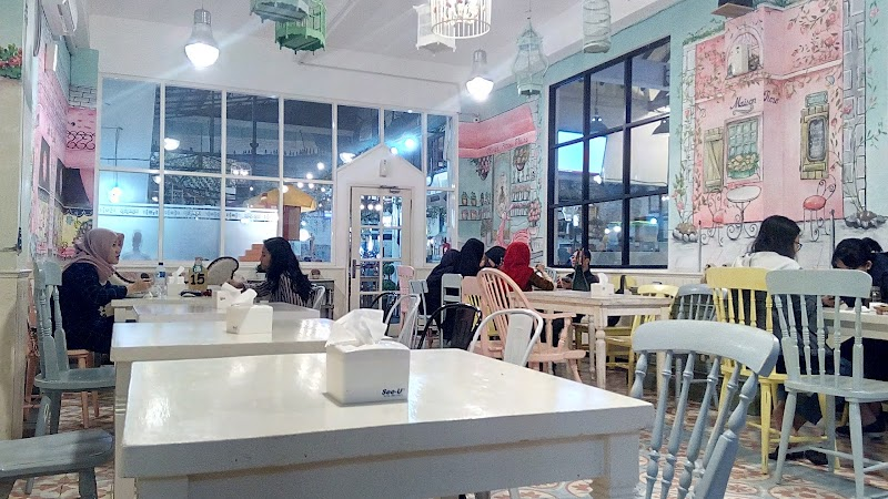 Foto van MakMu Eatery and Coffee in Rungkut Kidul